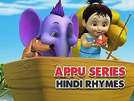 Prime Video: Appu Series Hindi Rhymes