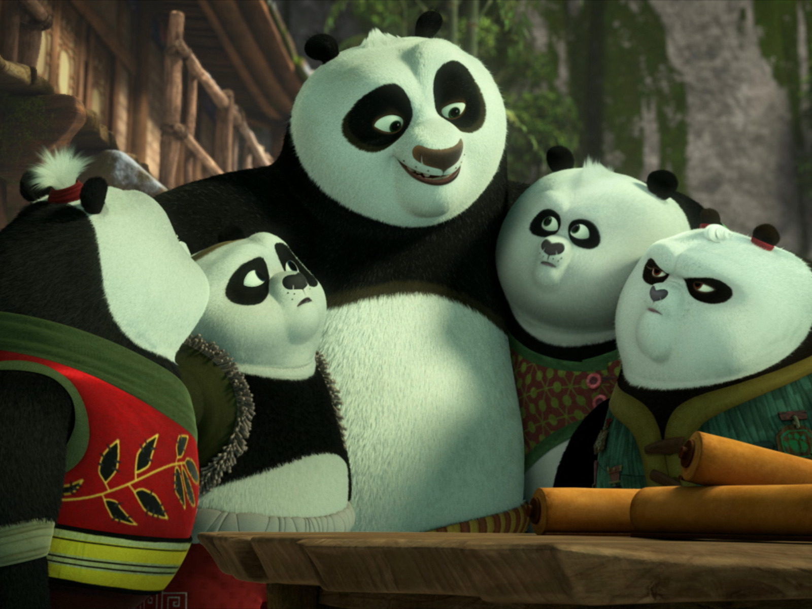 Prime Video Kung Fu Panda The Paws Of Destiny Season 102