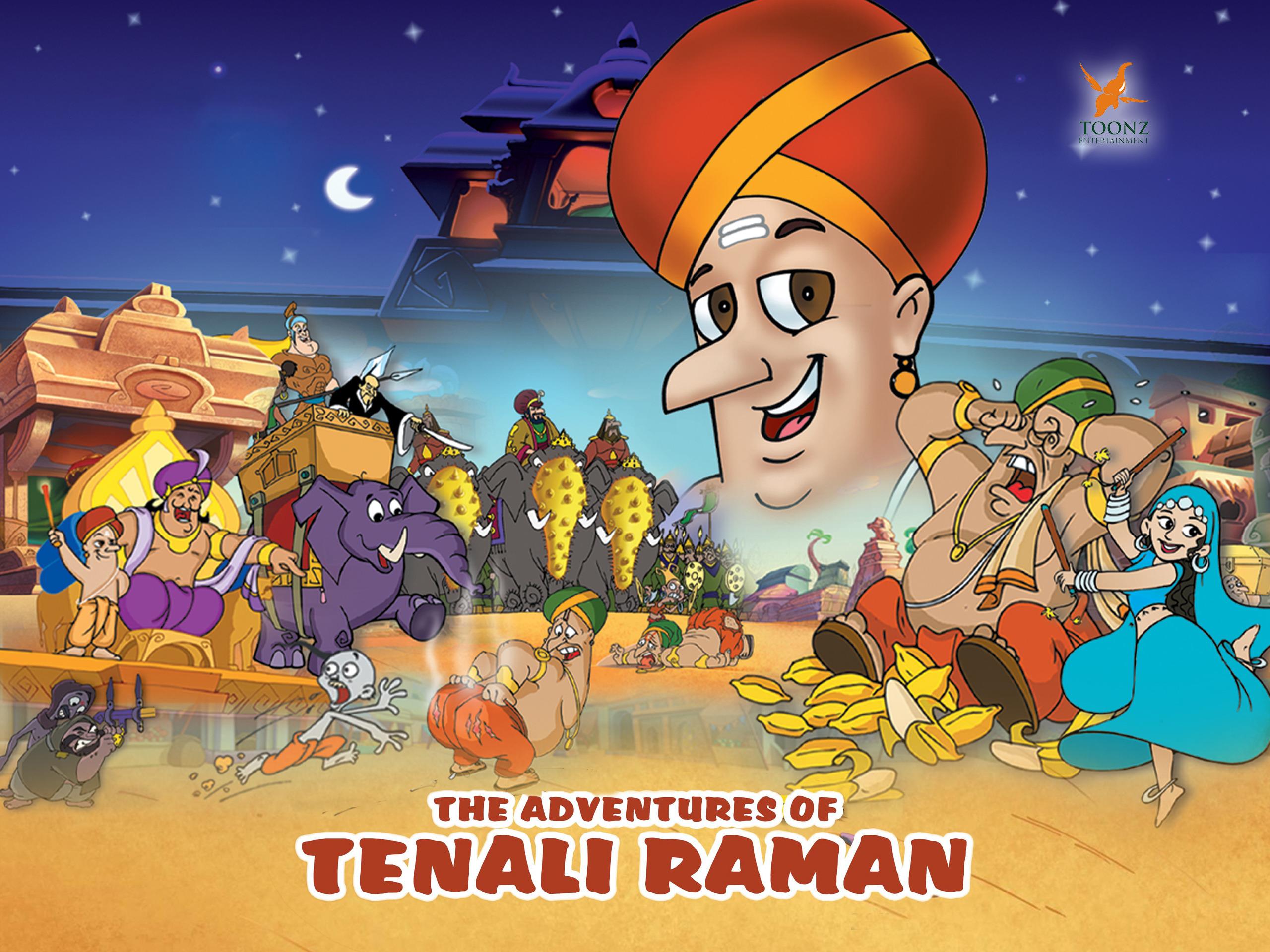 Prime Video: The Adventures of Tenali Raman - Season 01