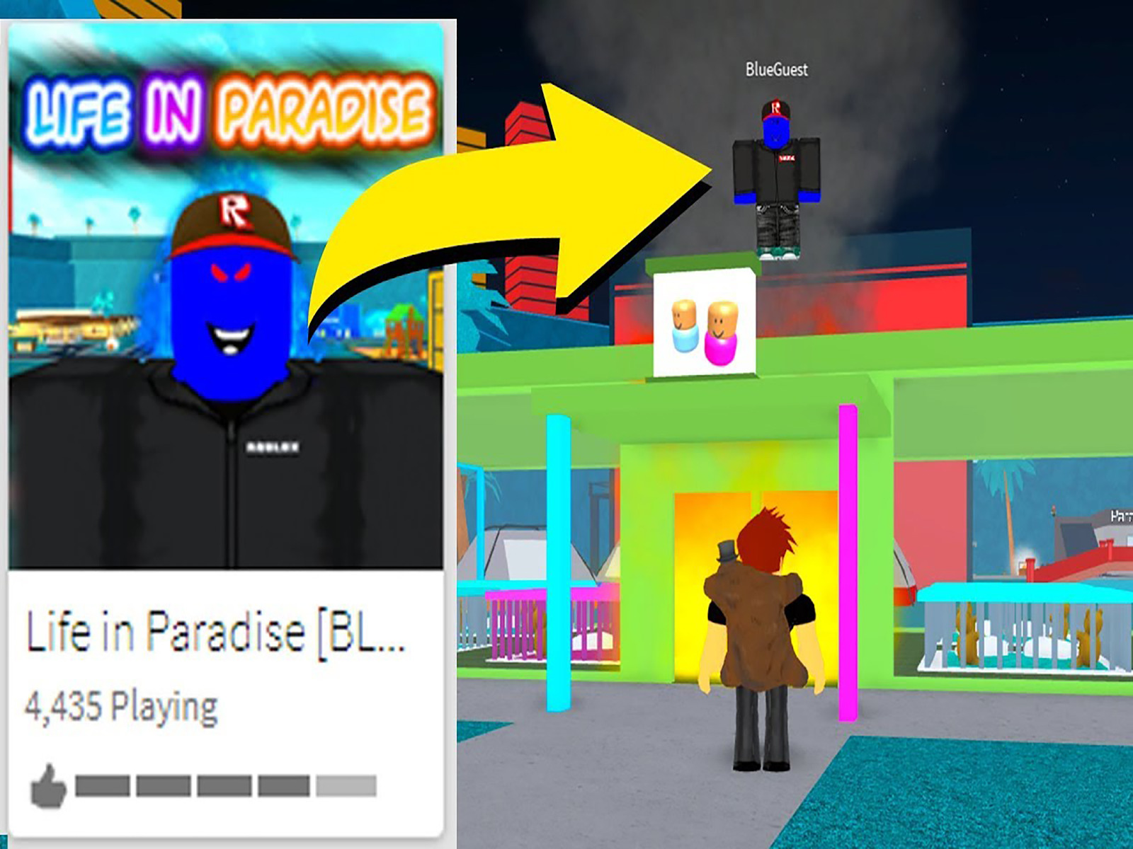 How To Use Admin Commands In Roblox Life In Paradise 2