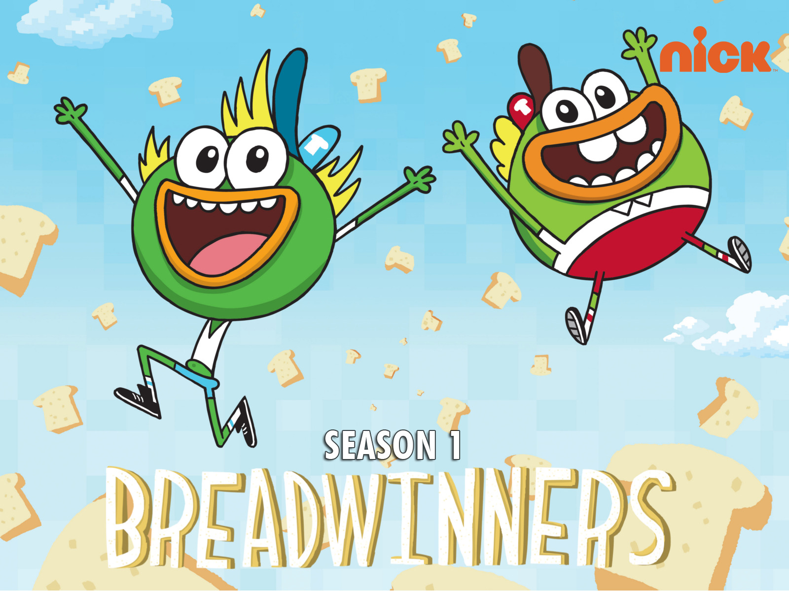Prime Video: Breadwinners - Season 2
