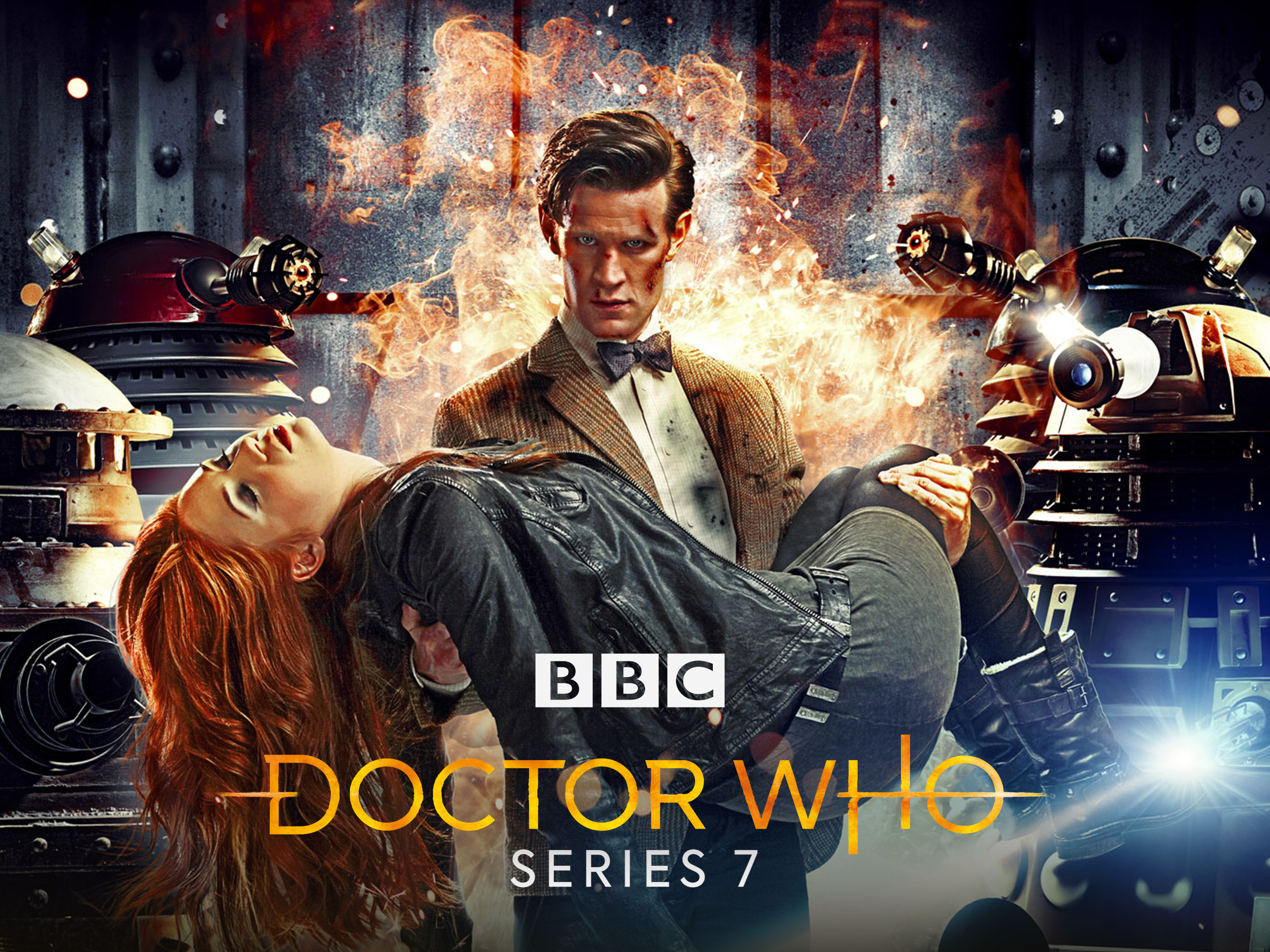 Prime Video Doctor Who Series 5
