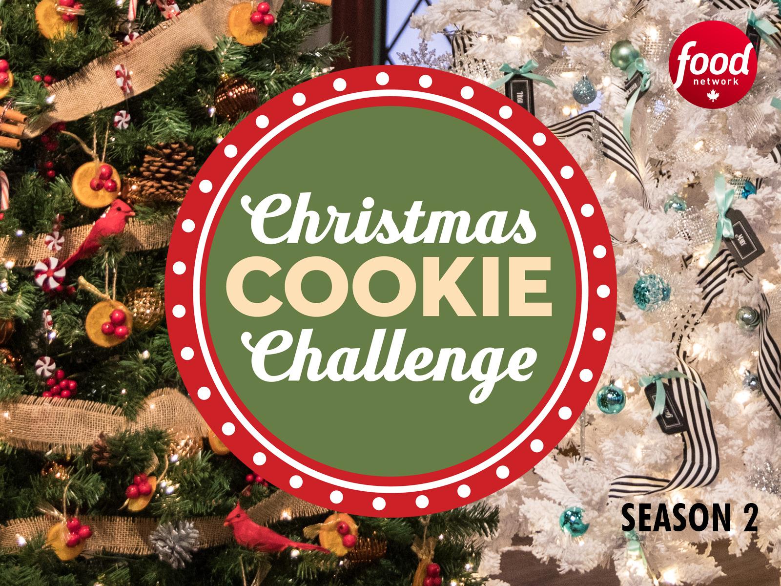 Christmas Cookie Challenge.Prime Video Christmas Cookie Challenge Season 2