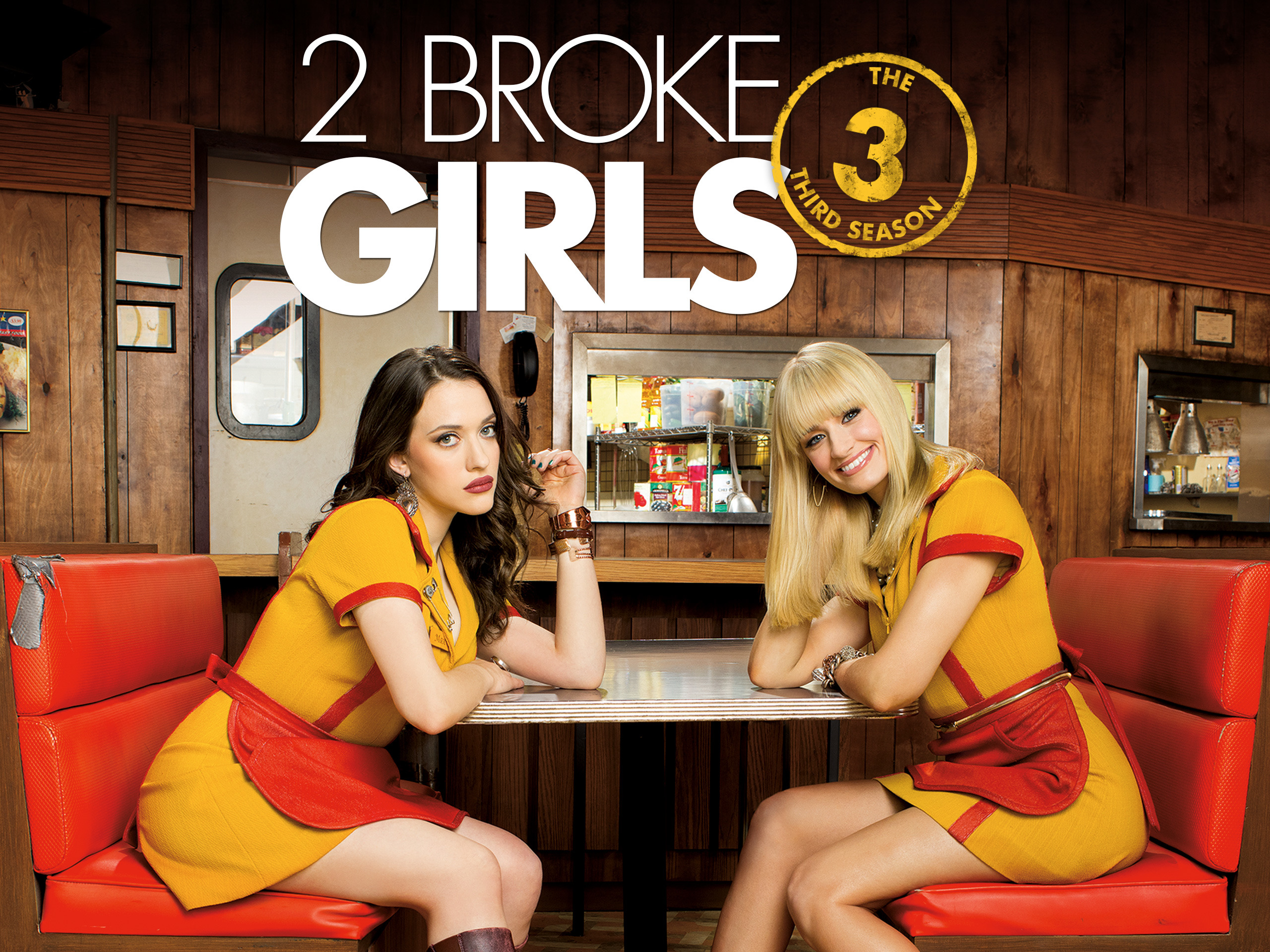 Prime Video 2 Broke Girls The Complete First Season