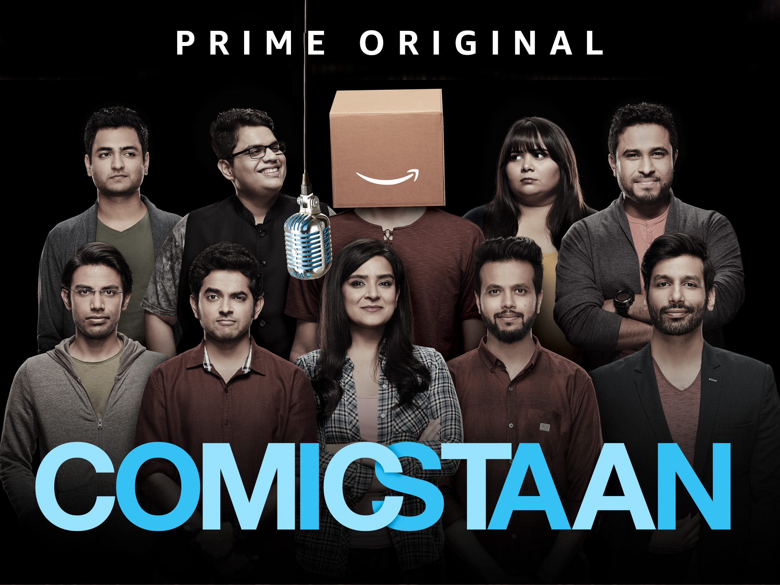Prime Video: Comicstaan - Season 1