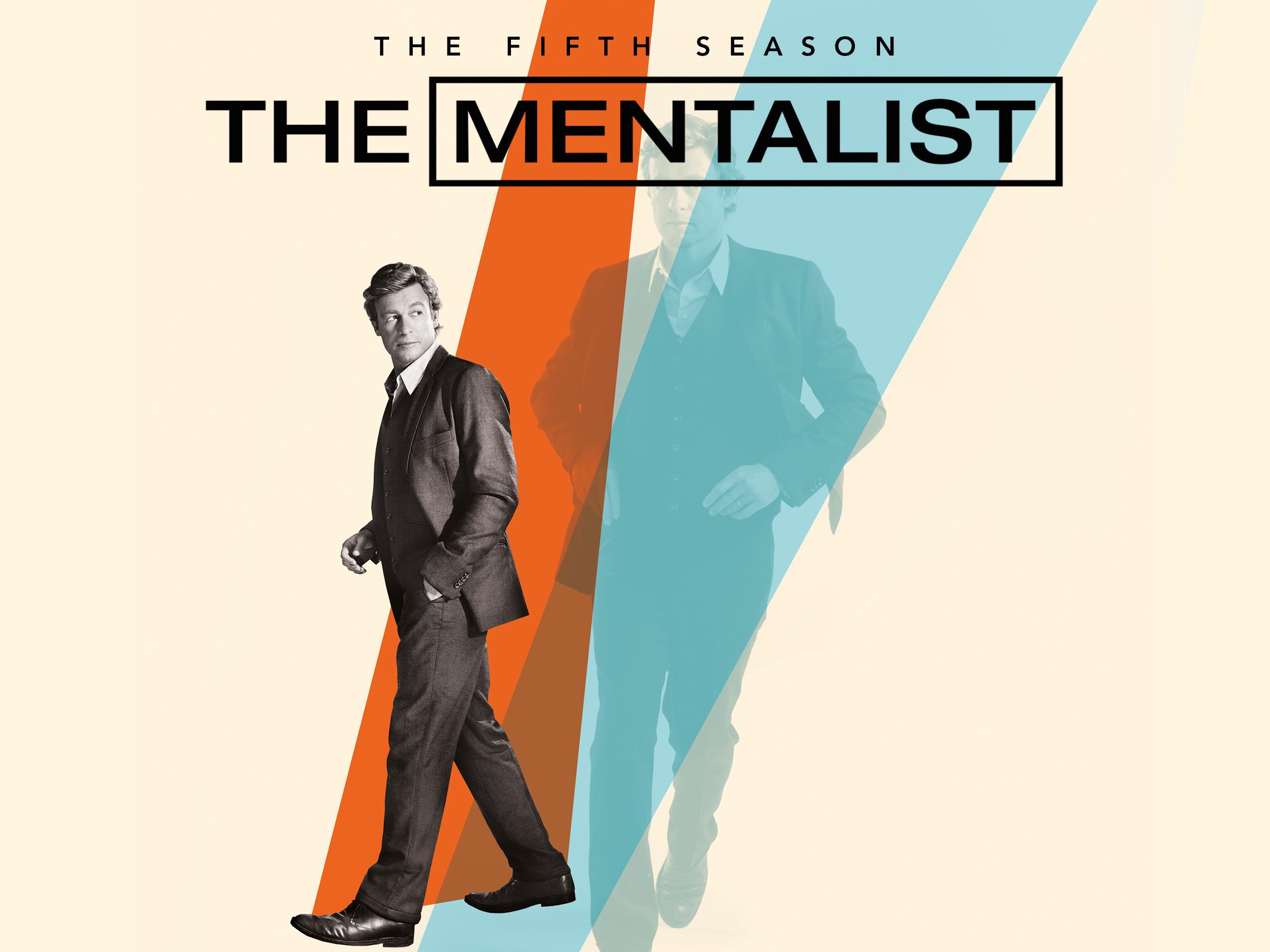 Prime Video: The Mentalist: The Complete Fifth Season