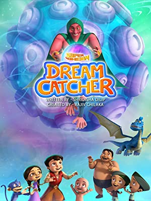 Super Bheem Dream Catcher