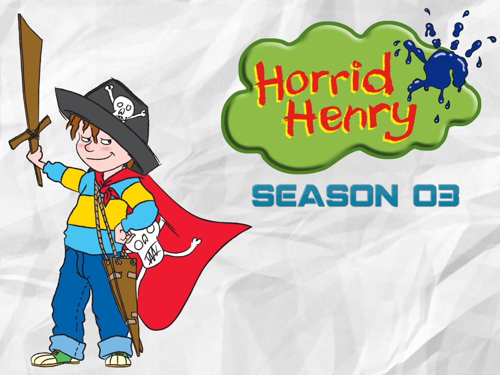 horrid henry aliens ate my homework