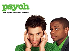 Prime Video: Psych