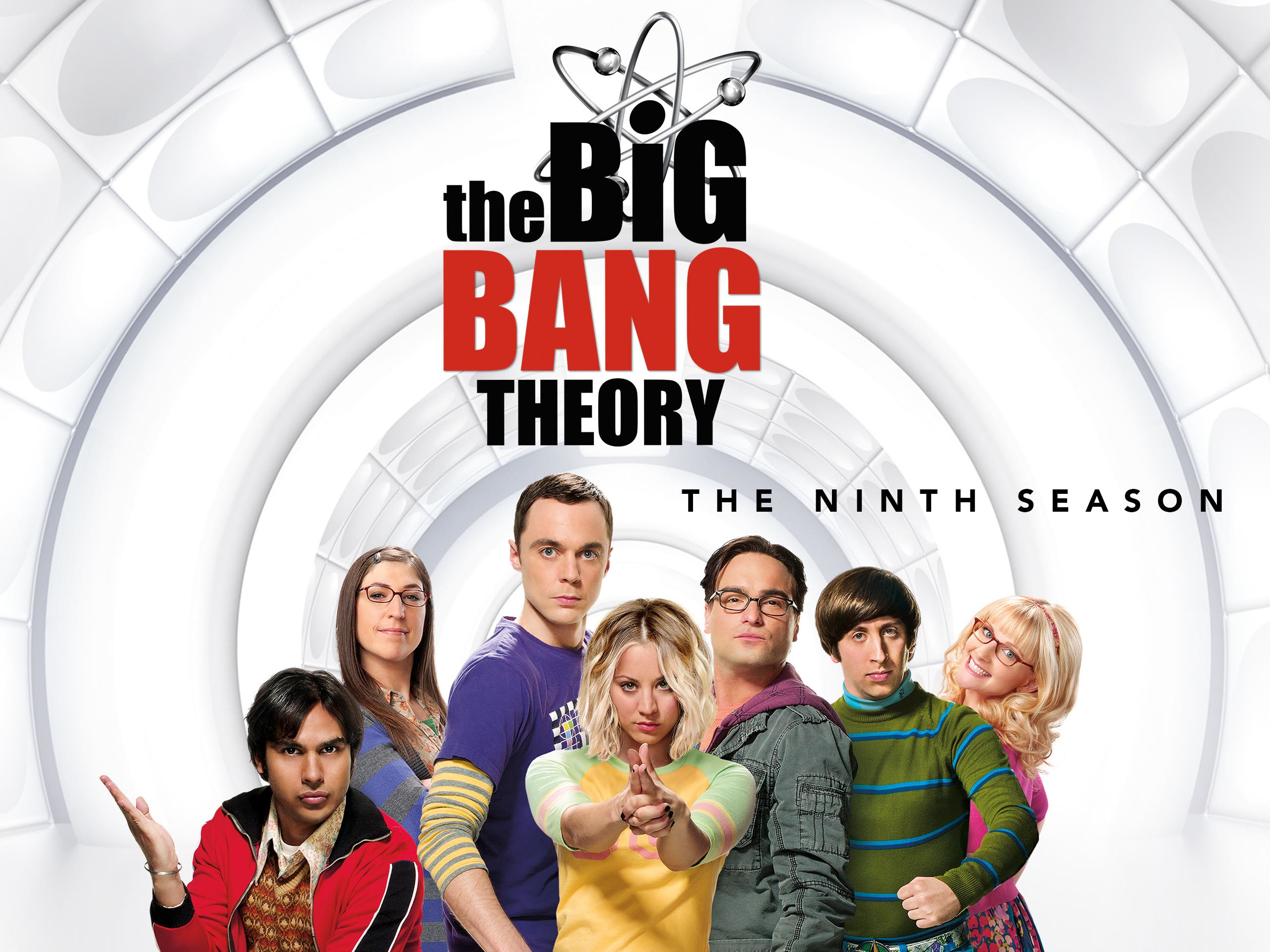 Prime Video The Big Bang Theory Season 9