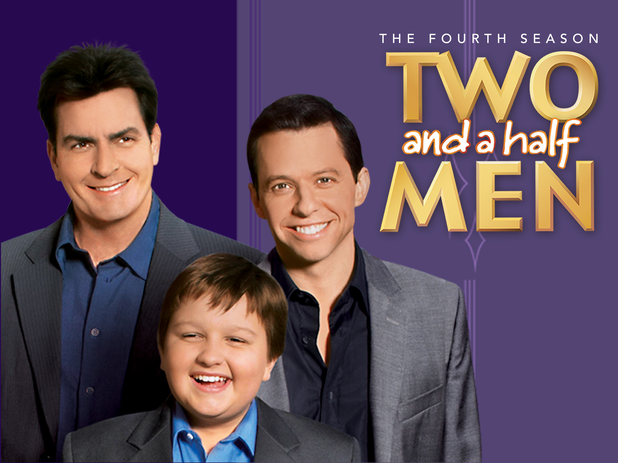 Prime Video Two And A Half Men The Complete Fourth Season