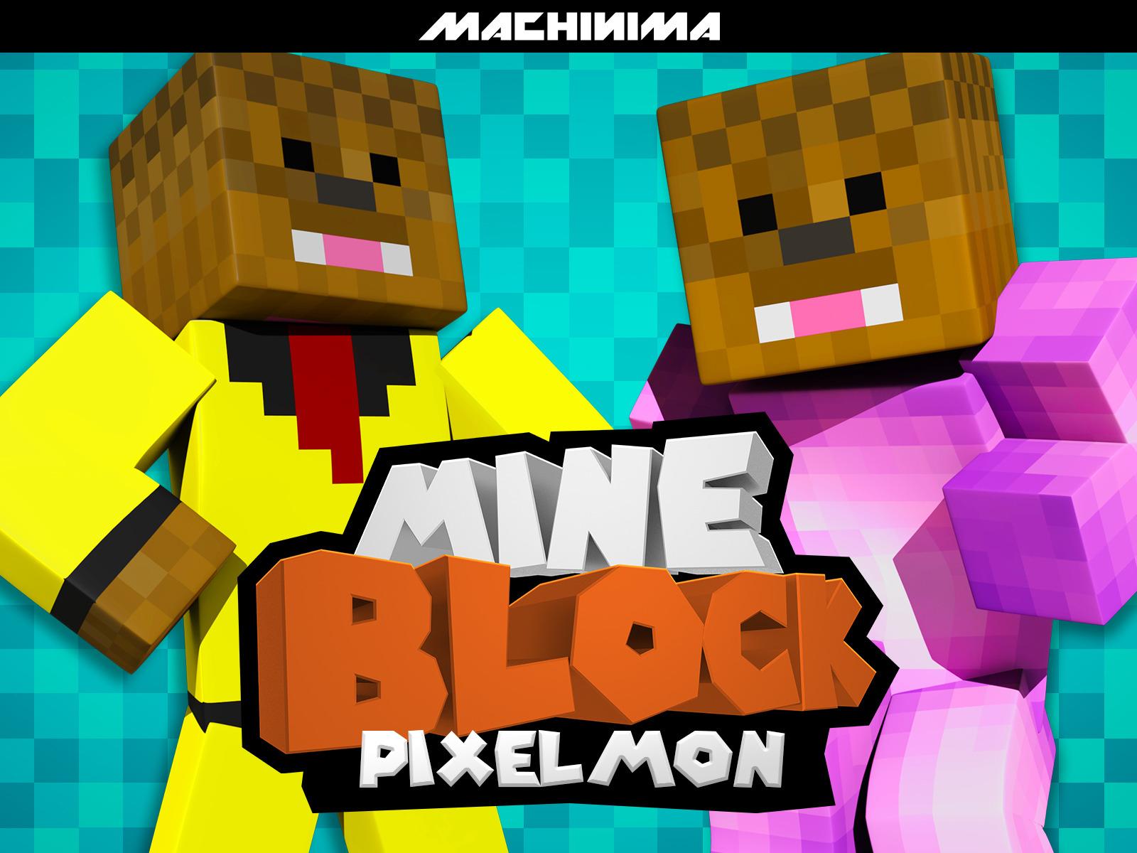 Prime Video: Mine Block: Pixelmon