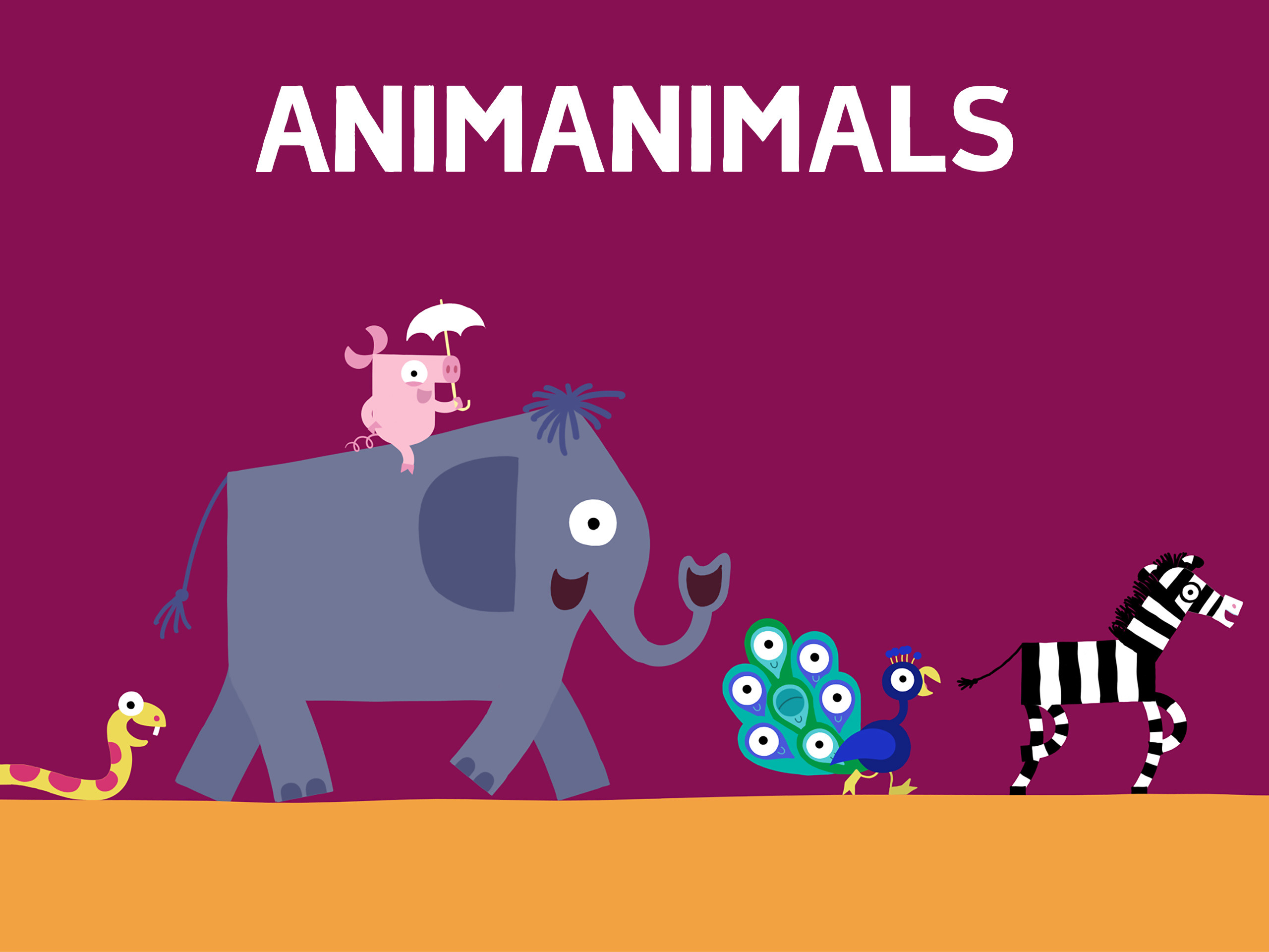 Prime Video: Animanimals - Season 1