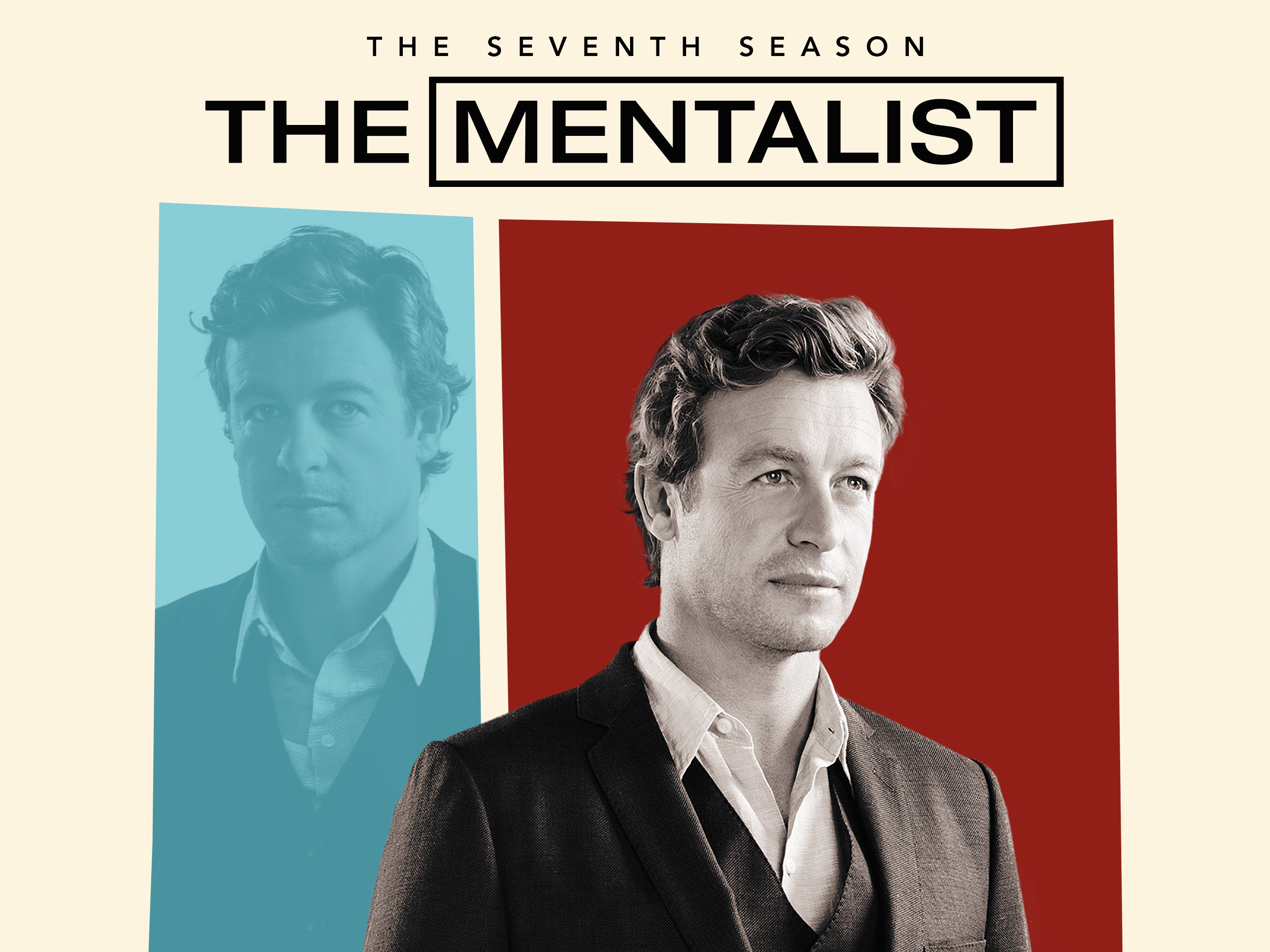 Prime Video: The Mentalist - Season 7
