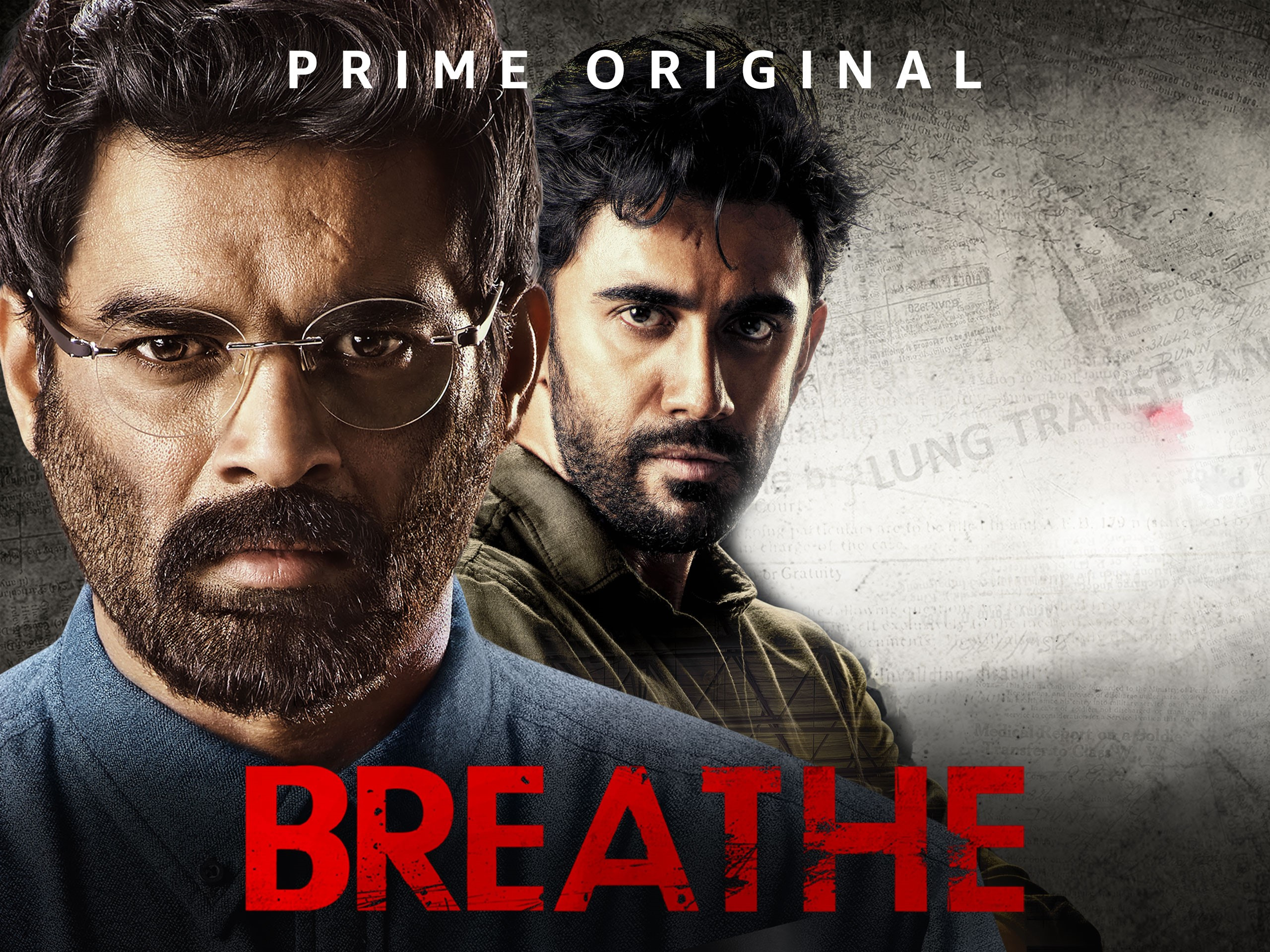 Prime Video: Breathe - Season 1