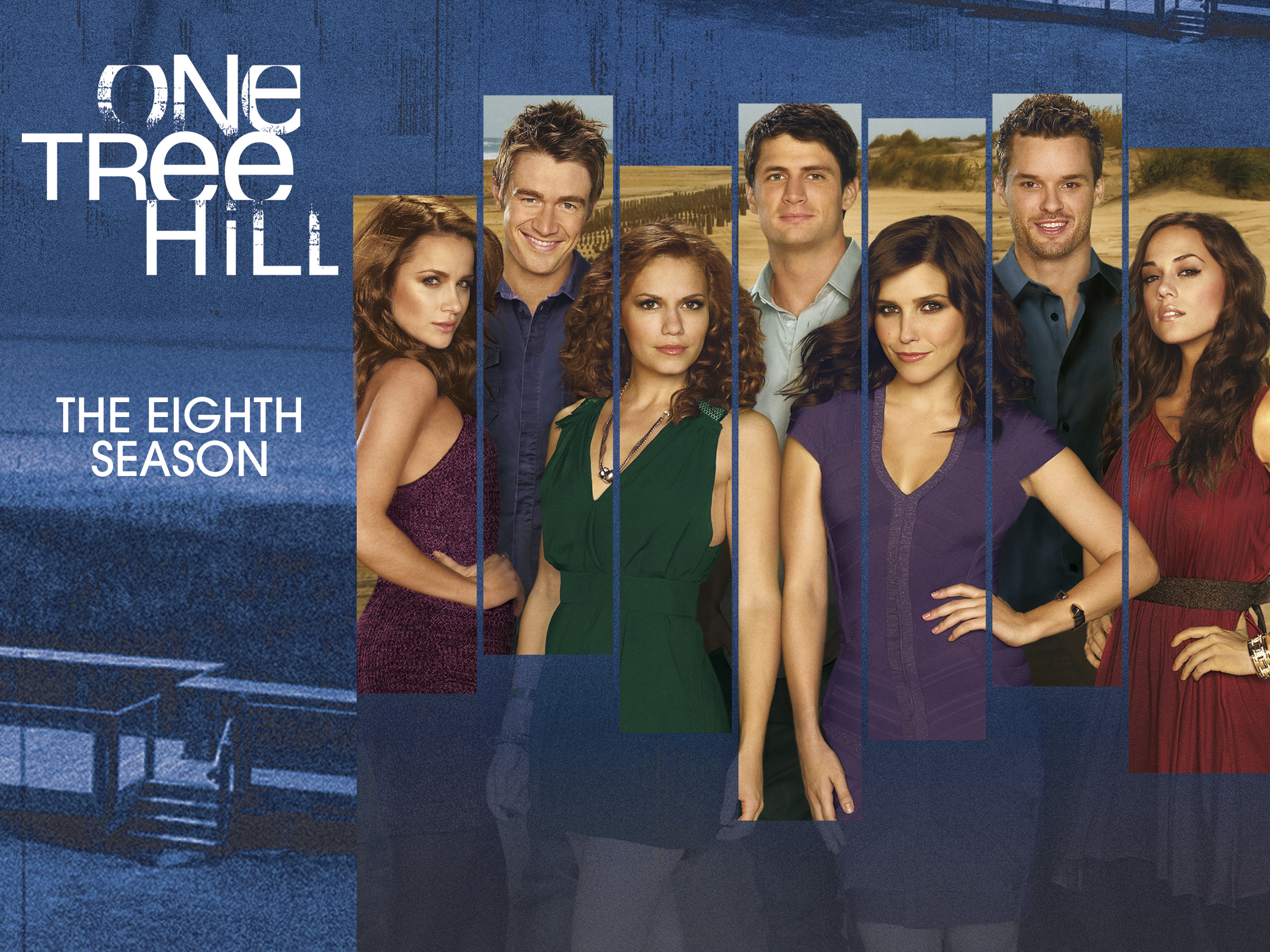 Prime Video: One Tree Hill: The Complete Eighth Season