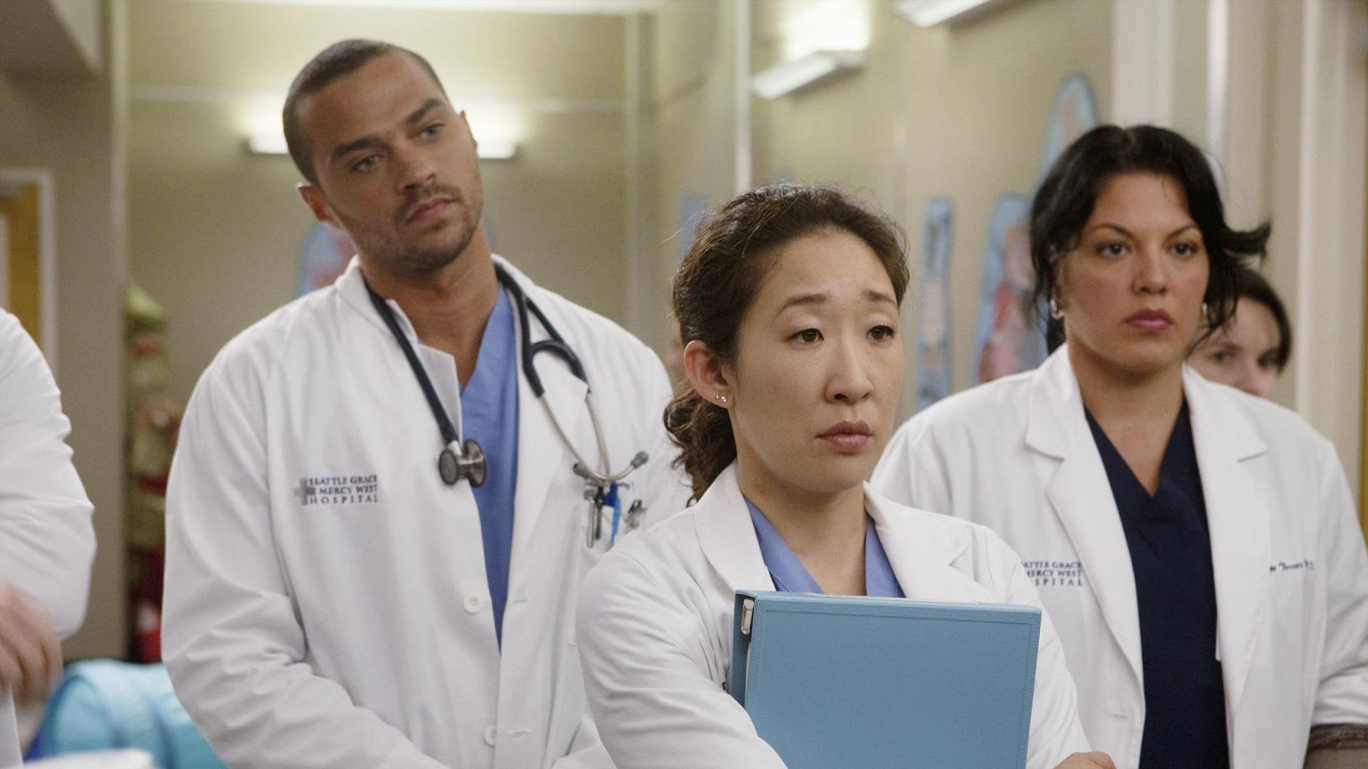 Amazon.de: Greys Anatomy - Staffel 2 [dt./OV] ansehen