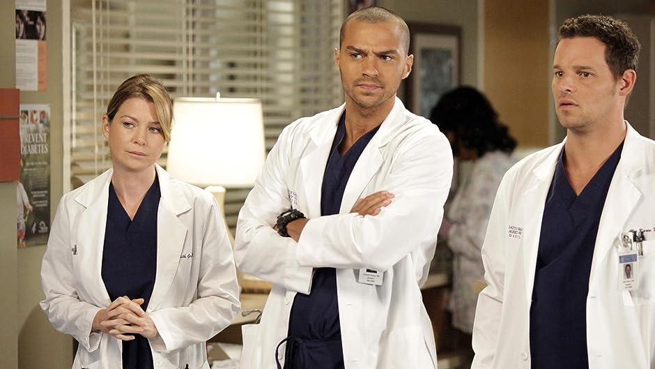 Grey\'s Anatomy - Staffel 9 [dt./OV] online schauen und streamen bei ...