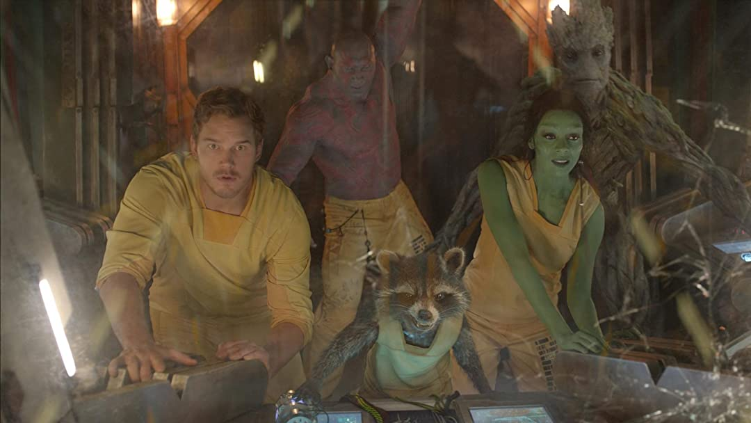 Amazon.de: Guardians of the Galaxy [dt./OV] ansehen