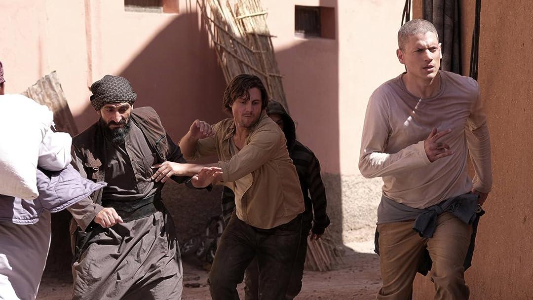 Prison Break Staffel 5 Anschauen