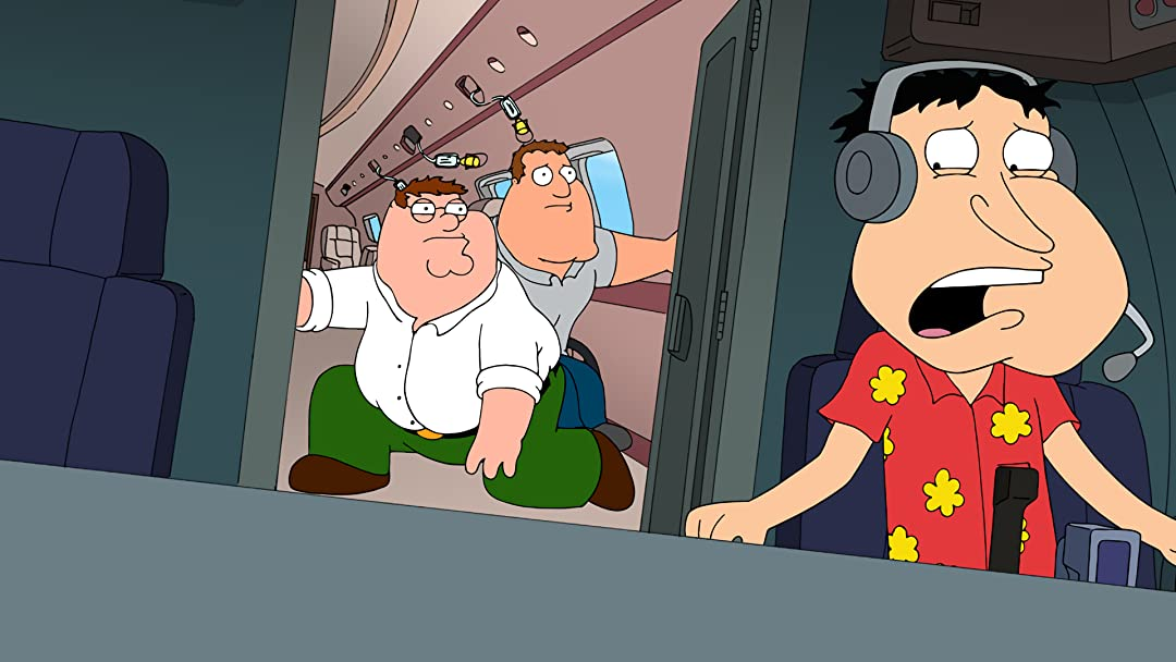 Amazon Video Family Guy