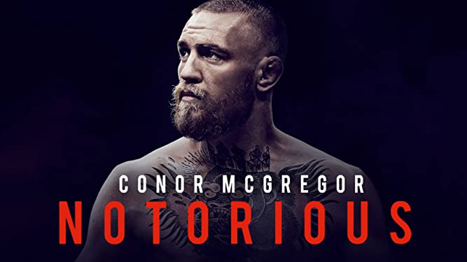 프라임 비디오 Conor Mcgregor Notorious
