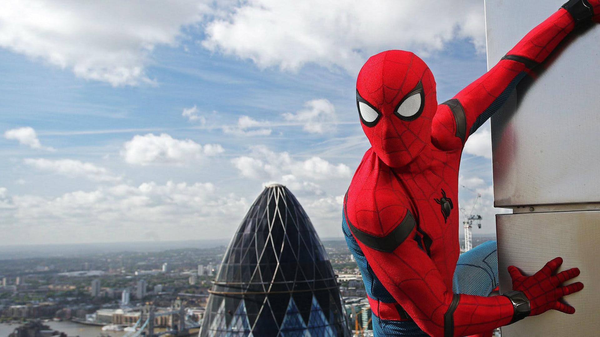 Amazonde Spider Man Homecoming Dtov Ansehen Prime Video
