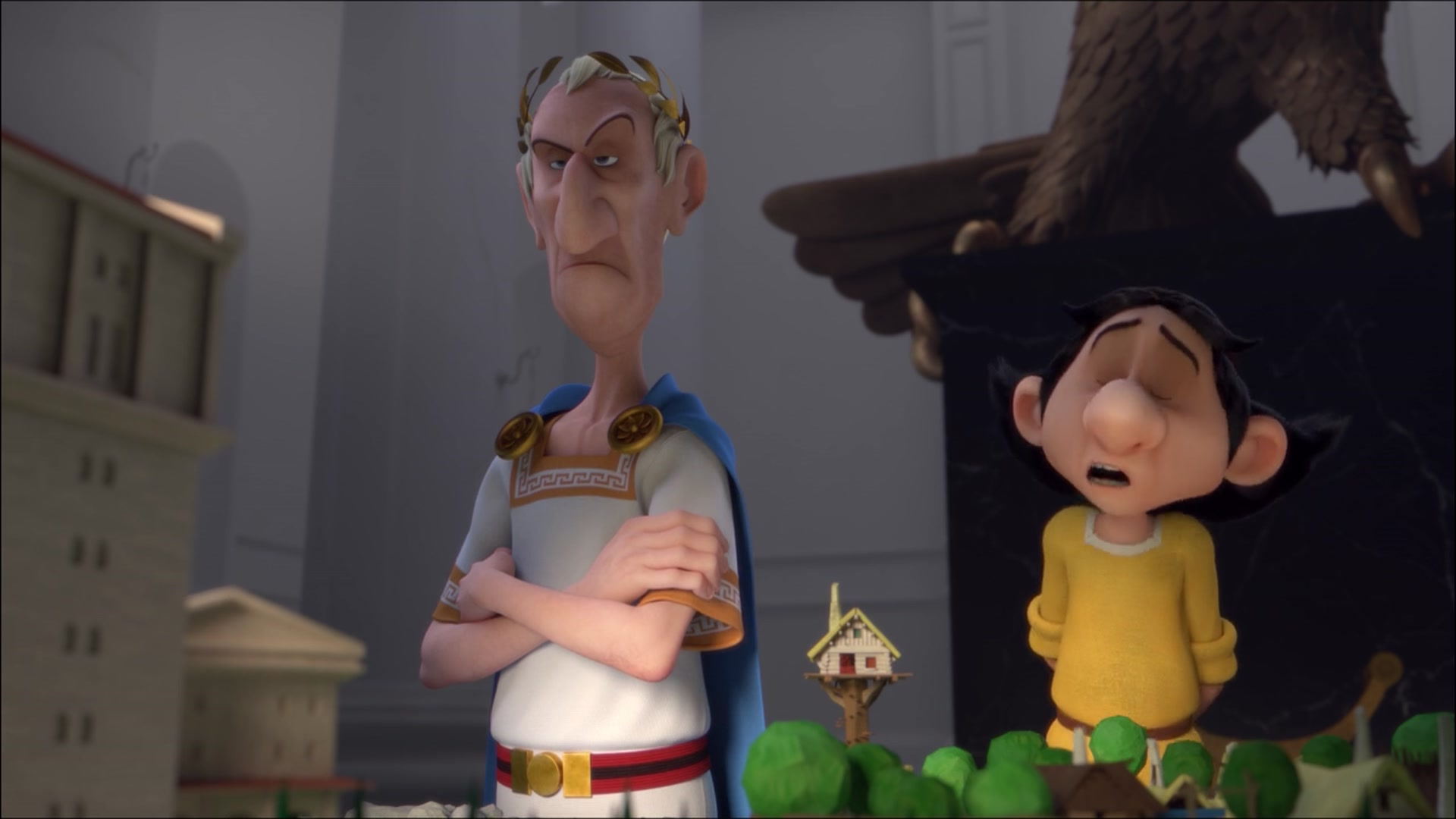 Asterix Im Land Der Götter Kostenlos Anschauen