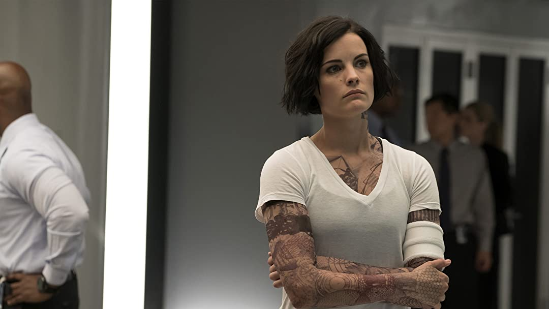 Amazonde Blindspot Staffel 1 Ansehen Prime Video