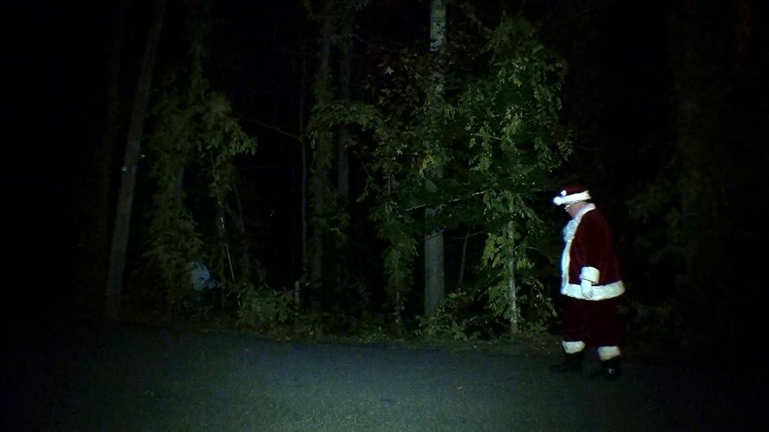 The Santa Zombie