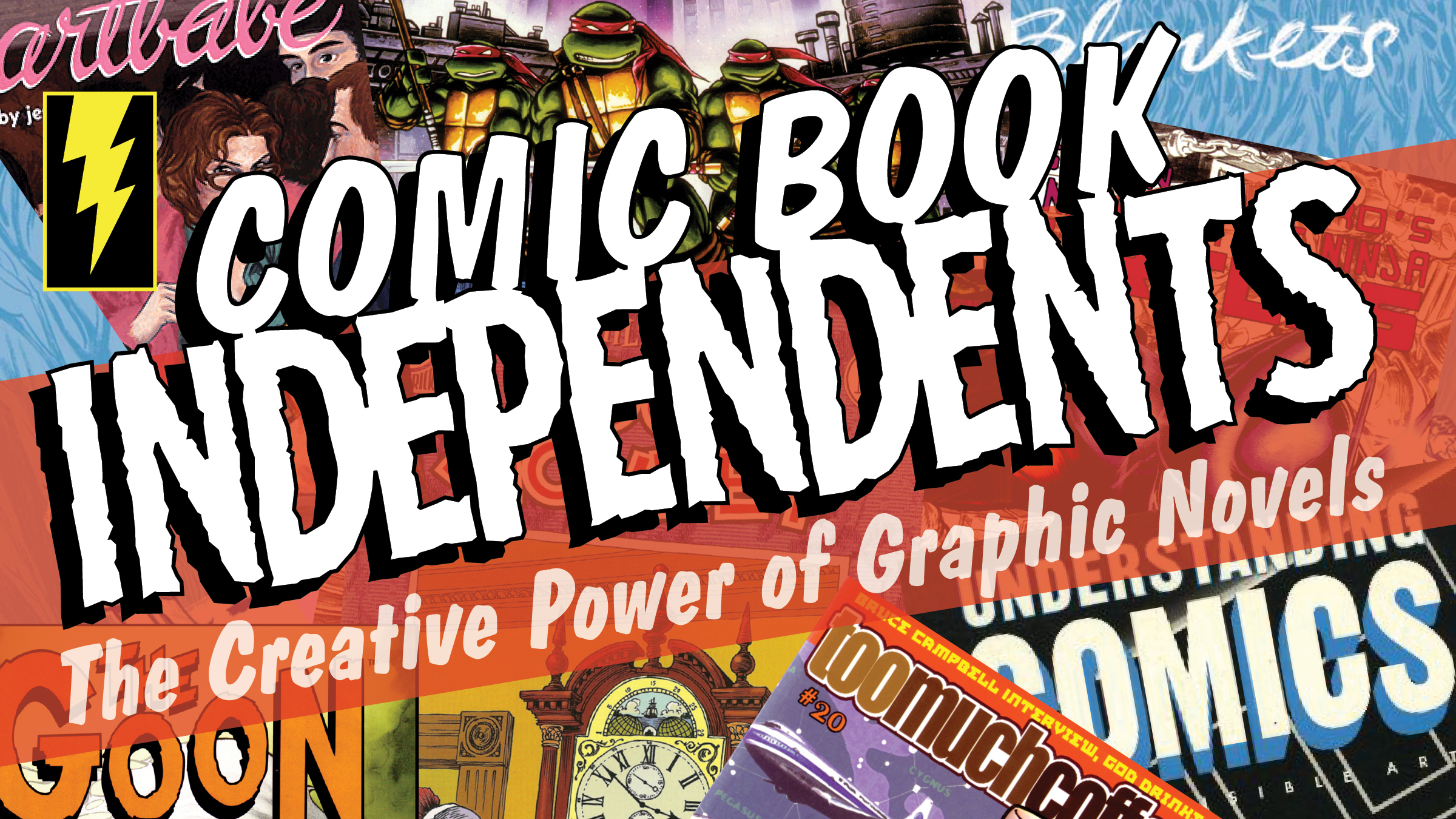 Comic Book Independents on Amazon Prime Instant Video UK