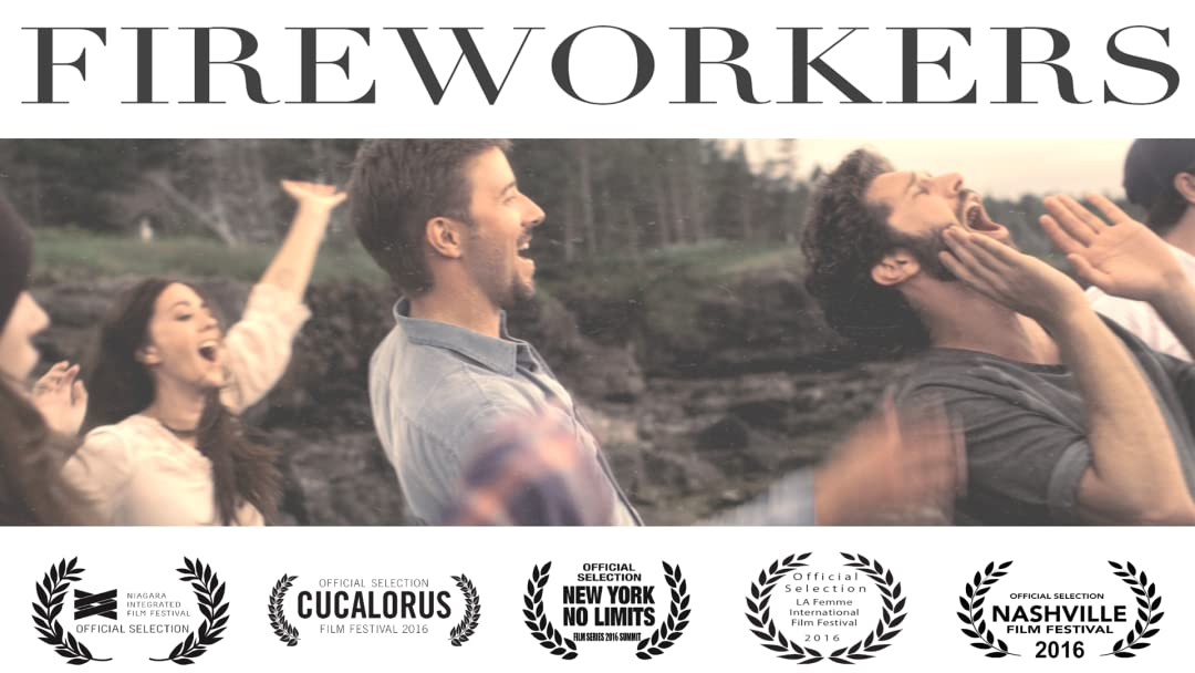 Fireworkers on Amazon Prime Video UK