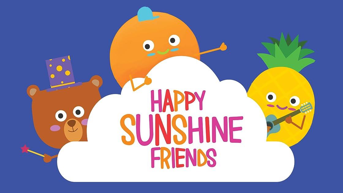 Happy Sunshine Friends on Amazon Prime Instant Video UK