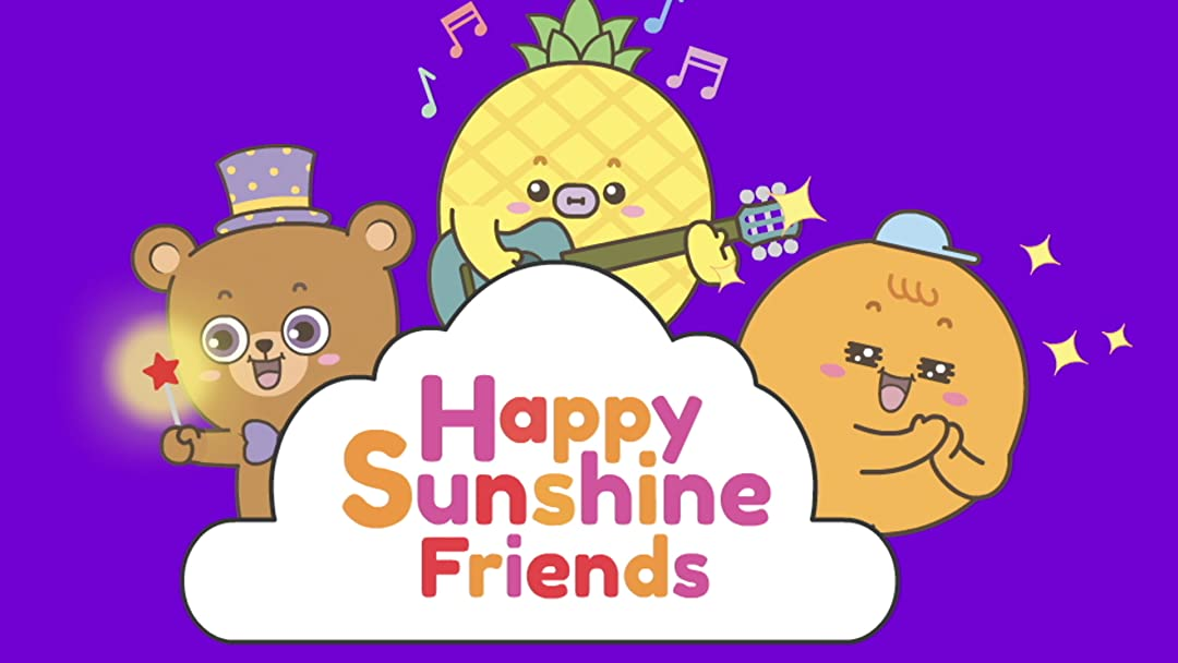 Happy Sunshine Friends on Amazon Prime Video UK
