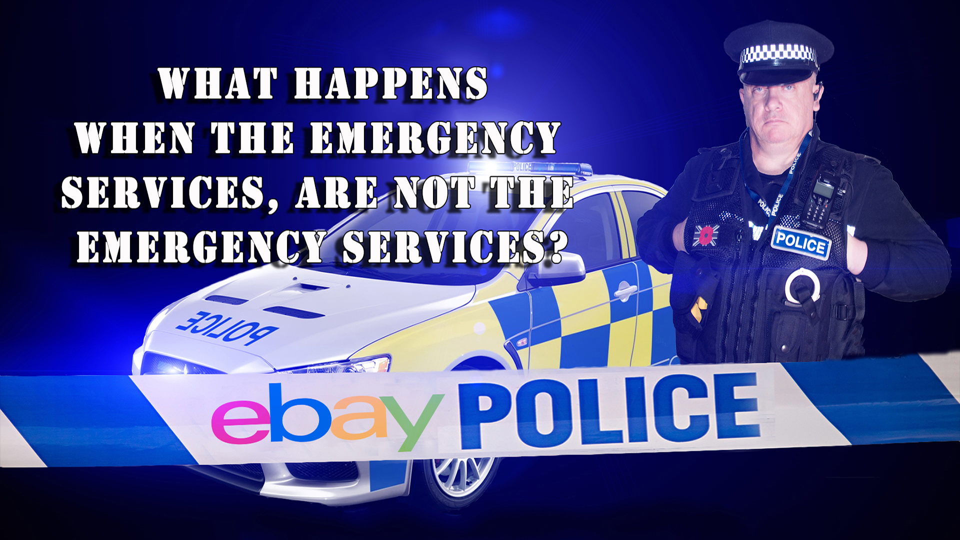 Ebay Police on Amazon Prime Video UK