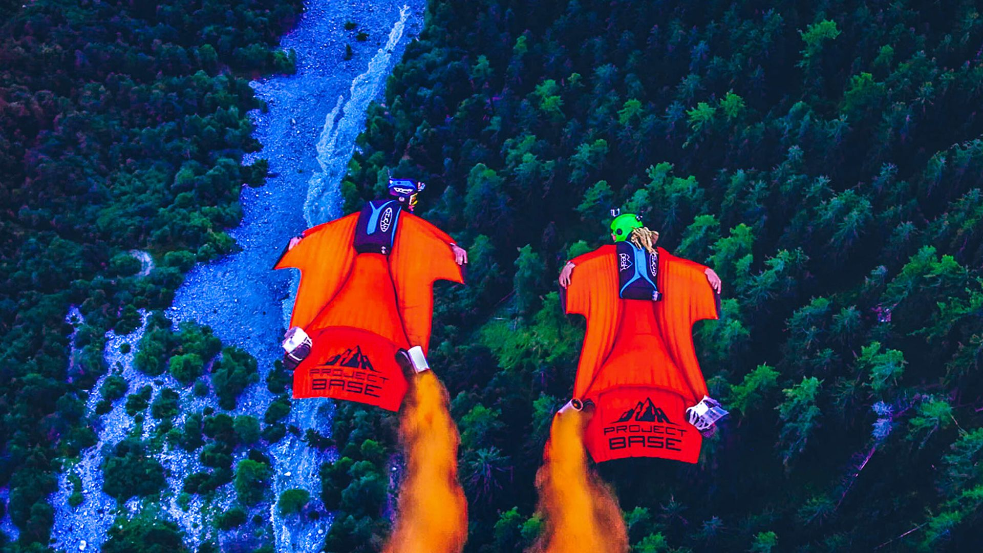 The 30//10 Challenge: Crazy Wingsuit Stunts - Season 1
