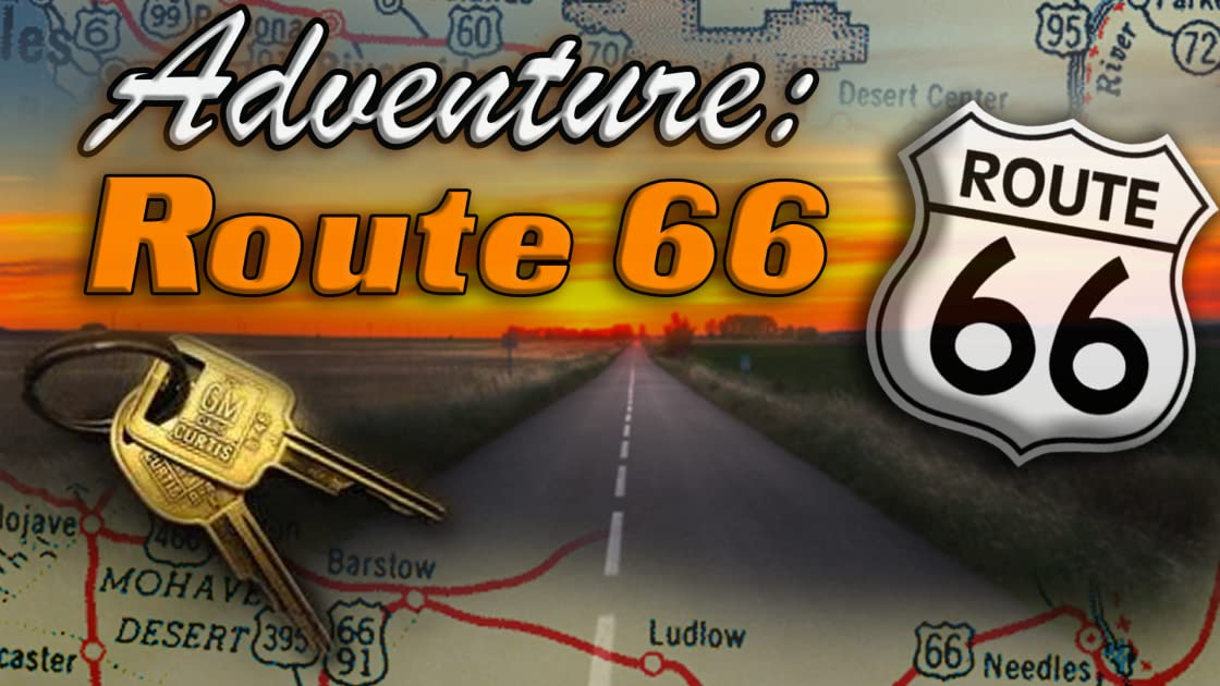 Adventure: Route 66 on Amazon Prime Instant Video UK
