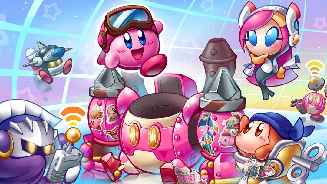 Kirby Planet Robobot Gameplay - Johnny Gamer on Amazon Prime Video UK