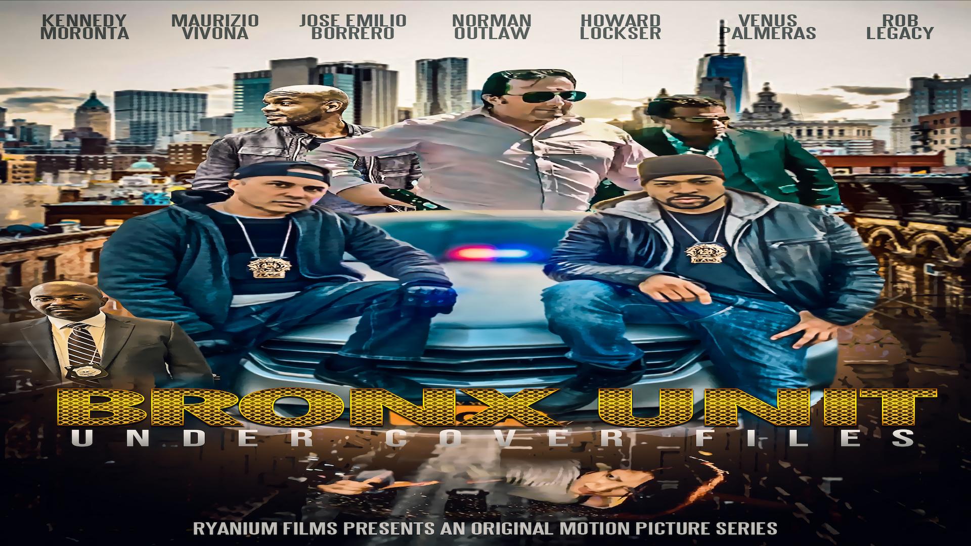 Bronx Unit Undercover Files - Season 1