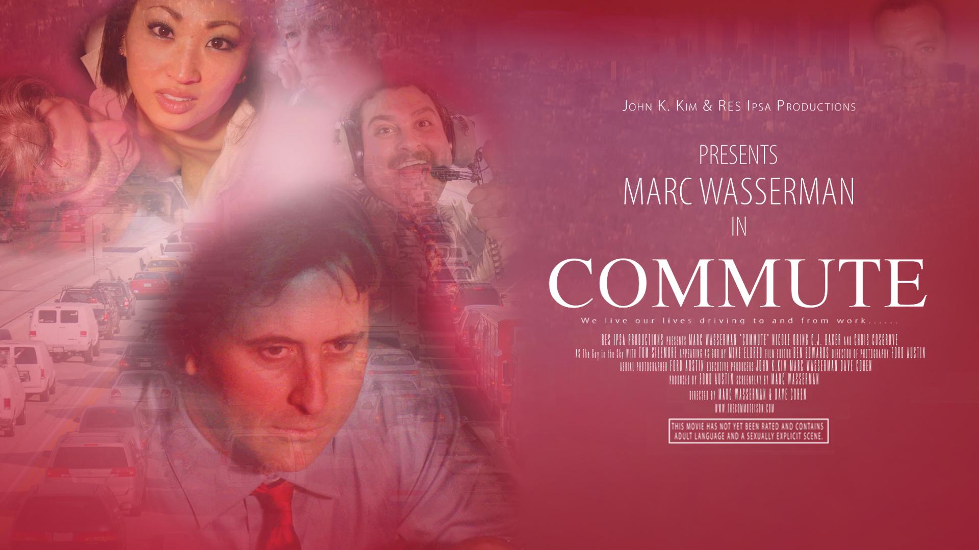 COMMUTE on Amazon Prime Video UK