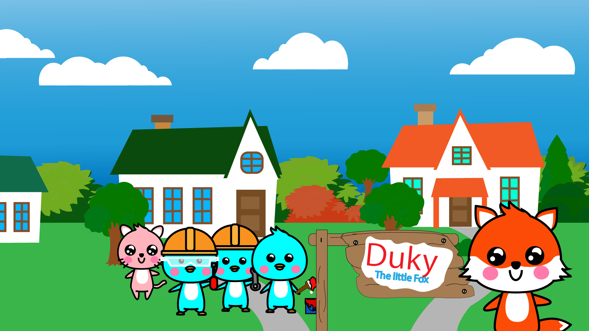 Duky the Little Fox on Amazon Prime Instant Video UK