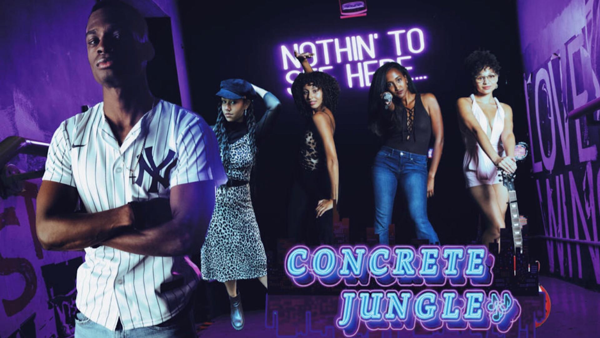 Concrete Jungle on Amazon Prime Video UK