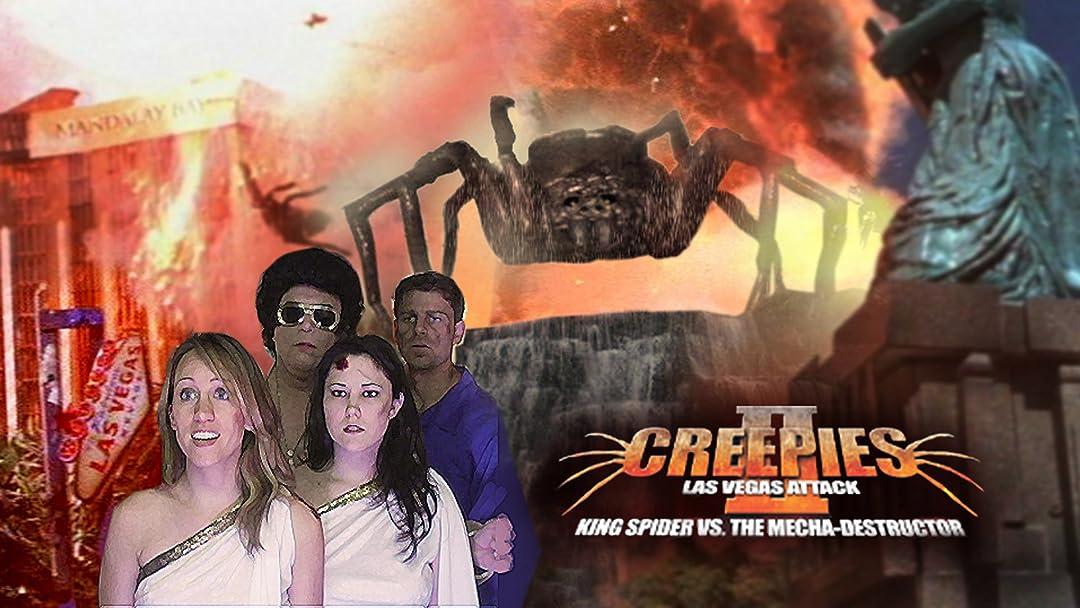 Creepies 2:  Las Vegas Attack