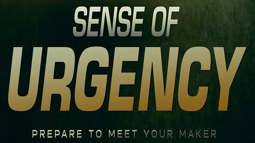 Sense Of Urgency on Amazon Prime Video UK