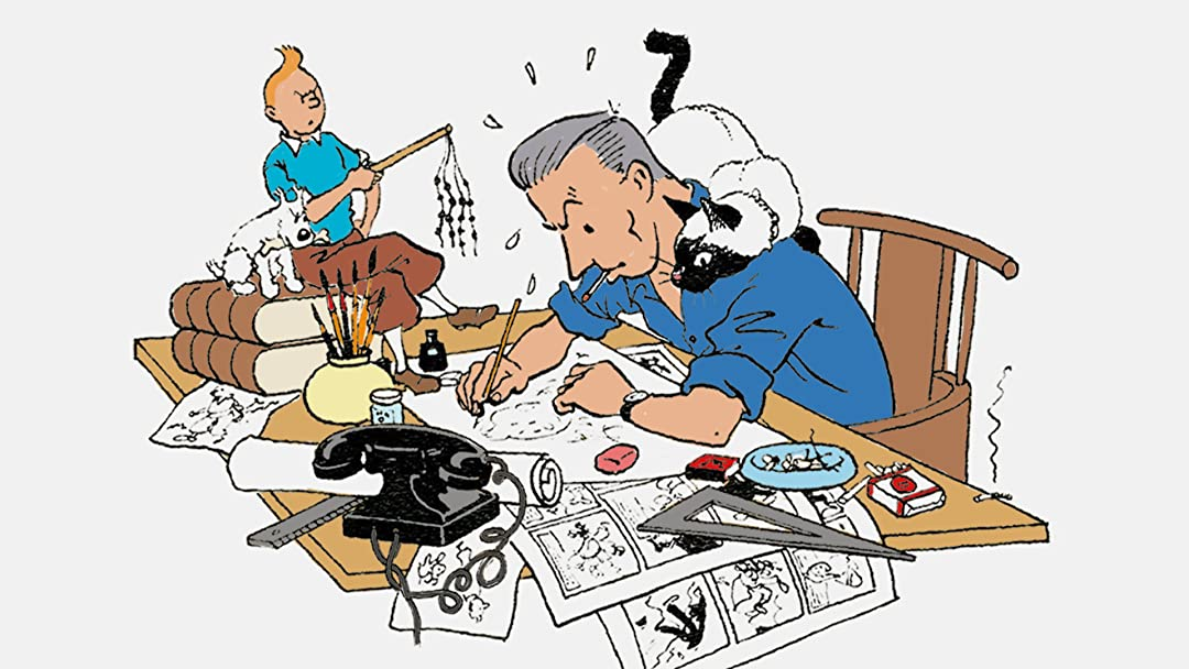 Hergé In The Shadow Of Tintin on Amazon Prime Video UK