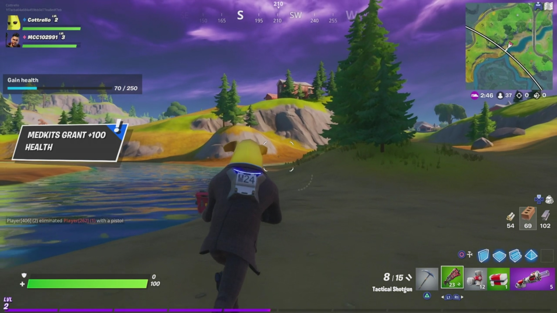 Watch Fortnite Chapter 2 Season 2 Gameplay With Cottrello Games Prime Video