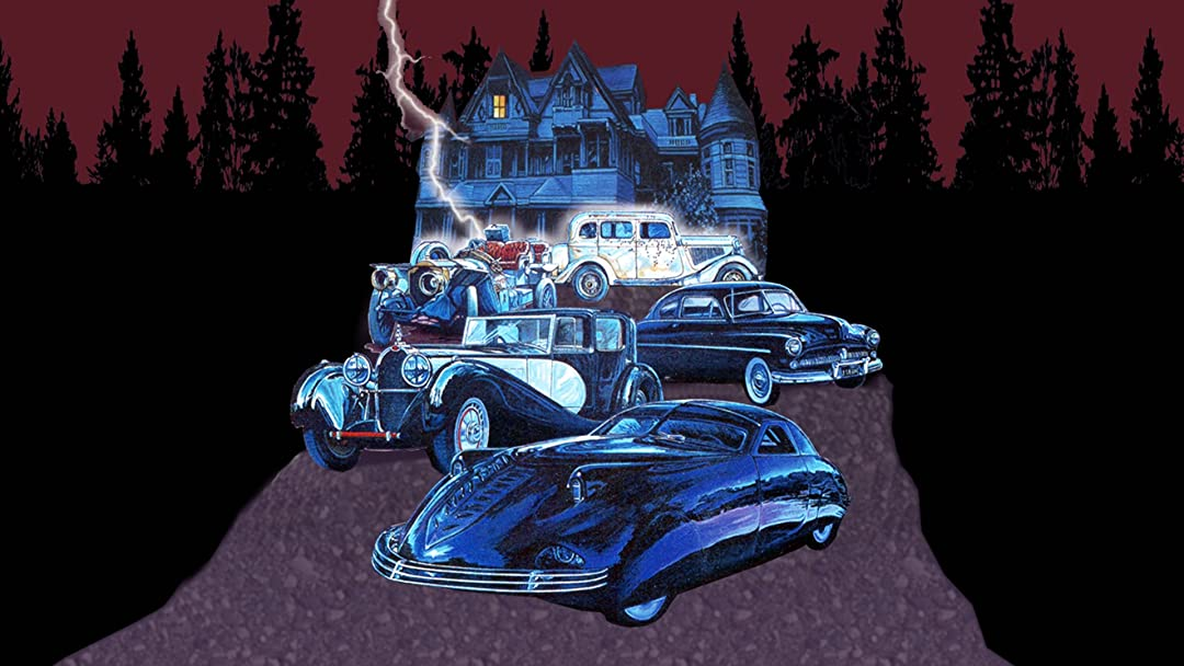 Ghost Cars at the Winchester Mystery House