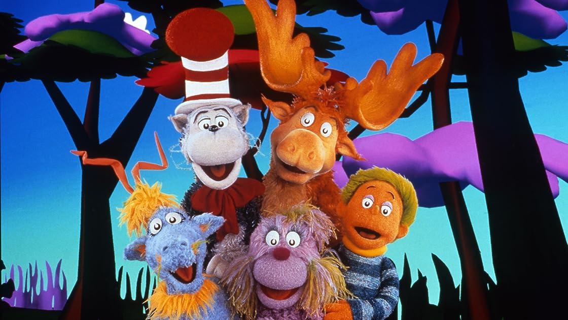 The Wubbulous World of Dr. Seuss on Amazon Prime Video UK