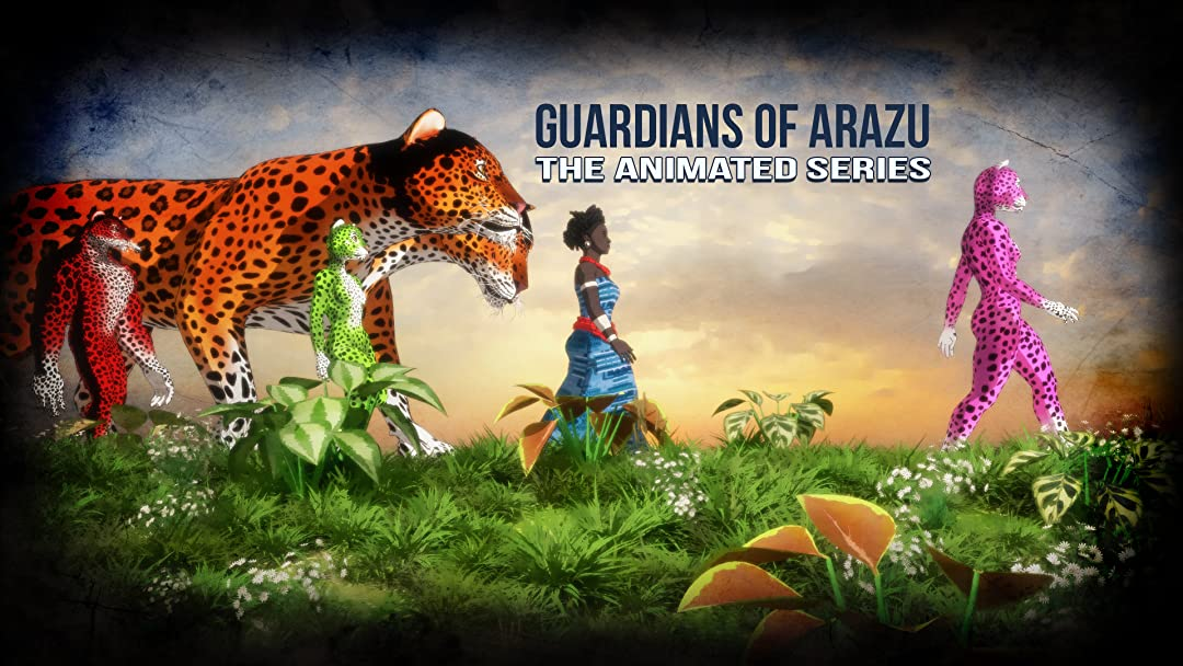 Clip: Guardians of Arazu:The Animated Series on Amazon Prime Video UK