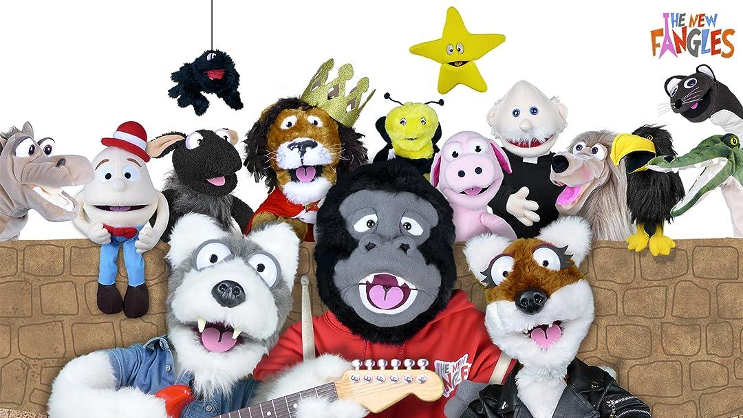 Rockin' Nursery Rhymes - The New Fangles on Amazon Prime Video UK